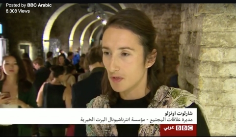 Report on BBC Arabic